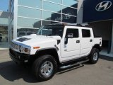 2006 White Hummer H2 SUT #70195193