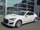 2013 Monaco White Hyundai Genesis Coupe 2.0T Premium #70195189