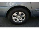 Kia Sedona 2007 Wheels and Tires