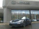 2008 Midnight Blue Metallic Porsche 911 Targa 4 #7024634