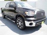 2012 Black Toyota Tundra Texas Edition CrewMax #70195608