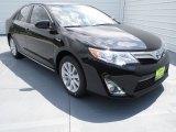 2012 Attitude Black Metallic Toyota Camry Hybrid XLE #70195602