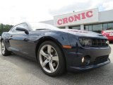 2010 Imperial Blue Metallic Chevrolet Camaro SS/RS Coupe #70195578