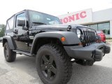 2012 Black Jeep Wrangler Call of Duty: MW3 Edition 4x4 #70195570