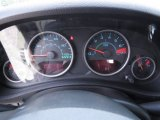 2012 Jeep Wrangler Call of Duty: MW3 Edition 4x4 Gauges