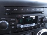 2012 Jeep Wrangler Call of Duty: MW3 Edition 4x4 Audio System