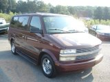 2003 Dark Carmine Red Metallic Chevrolet Astro AWD #70195541