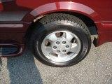 2003 Chevrolet Astro AWD Wheel