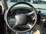2003 Chevrolet Astro AWD Steering Wheel