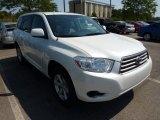 2010 Blizzard White Pearl Toyota Highlander V6 4WD #70266266