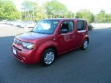 2009 Scarlet Red Nissan Cube 1.8 S #70266244
