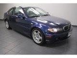 2004 Mystic Blue Metallic BMW 3 Series 330i Coupe #70266140