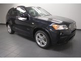 2013 Carbon Black Metallic BMW X3 xDrive 35i #70266126