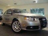 2008 Quartz Grey Metallic Audi A4 2.0T Special Edition quattro Sedan #7015482