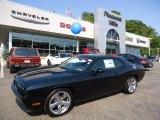 2013 Pitch Black Dodge Challenger R/T #70266103