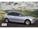 2003 Titanium Silver Metallic BMW 3 Series 325xi Sedan #70265964