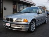 2000 Titanium Silver Metallic BMW 3 Series 328i Sedan #7020995
