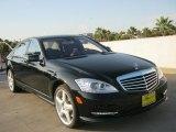 2013 Black Mercedes-Benz S 550 Sedan #70289032
