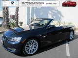 2009 Monaco Blue Metallic BMW 3 Series 328i Convertible #70289027