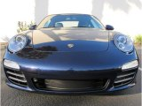 2010 Porsche 911 Midnight Blue Metallic