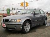 2004 Silver Grey Metallic BMW 3 Series 325xi Sedan #7021946