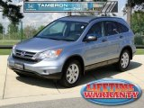 2011 Glacier Blue Metallic Honda CR-V SE 4WD #70289071