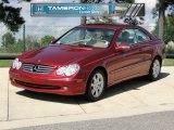 2004 Mercedes-Benz CLK 320 Coupe