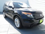2013 Tuxedo Black Metallic Ford Explorer Limited 4WD #70294342