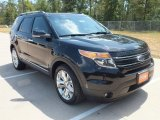 2013 Tuxedo Black Metallic Ford Explorer Limited #70294482
