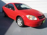 2007 Victory Red Chevrolet Cobalt LS Coupe #70294336