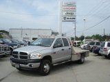 2010 Dodge Ram 3500 SLT Crew Cab 4x4 Flat Bed Data, Info and Specs