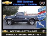 2006 Dark Blue Metallic Chevrolet Silverado 1500 LS Regular Cab #70294450