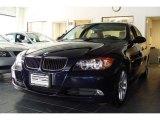 2007 Monaco Blue Metallic BMW 3 Series 328xi Sedan #7015451