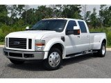 2008 Ford F350 Super Duty FX4 Crew Cab 4x4 Dually Data, Info and Specs