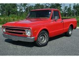 Chevrolet C/K Truck 1968 Data, Info and Specs