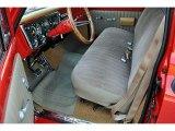 Chevrolet C/K Truck Interiors