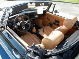 MG MGB Interiors