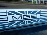 MG MGB Badges and Logos