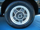 MG MGB 1980 Wheels and Tires