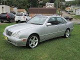 2000 Mercedes-Benz E 430 4Matic Sedan
