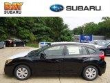 2012 Obsidian Black Pearl Subaru Impreza 2.0i 5 Door #70310783