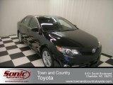 2012 Attitude Black Metallic Toyota Camry SE #70311011