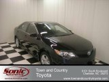 2012 Attitude Black Metallic Toyota Camry SE #70311008