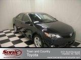2012 Attitude Black Metallic Toyota Camry SE #70311007