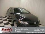 2012 Attitude Black Metallic Toyota Camry SE #70311003