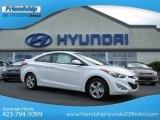 2013 Monaco White Hyundai Elantra Coupe GS #70310757