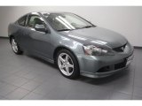 2006 Magnesium Metallic Acura RSX Type S Sports Coupe #70310983