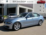 2013 Liquid Blue Metallic BMW 3 Series 328i Sedan #70310744