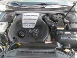 2006 Hyundai Azera Engines