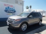 2013 Sterling Gray Metallic Ford Explorer Limited #70310732